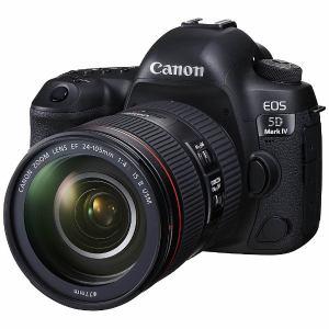 【納期約3週間】【お一人様1台限り】【代引き不可】Canon キヤノン EOS5DMK4-24105IS2LK デジタル一眼カメラ 「EOS 5D Mark IV」EF24-105mm F4L IS II USM レンズキット EOS5DMK4 L24105K