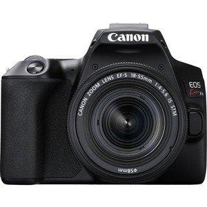 【2019年4月25日発売予定】【お一人様1台限り】canon キヤノン デジタル一眼レフカメラ EOS Kiss X10 レンズキット(ブラック) KISSX10BK1855ISSTMLK