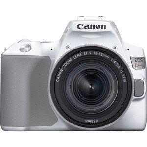 【納期約7~10日】◎【お一人様1台限り】canon キヤノン デジタル一眼レフカメラ EOS Kiss X10 レンズキット(ホワイト) KISSX10WH1855ISSTMLK