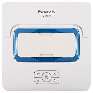【納期約2週間】Panasonic パナソニック MC-RM10-W 床拭きロボット掃除機 ホワイト Rollan ローラン MCRM10W