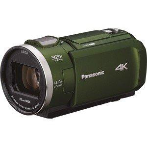 【2019年5月23日発売予定】Panasonic パナソニック HC-VX2M-G デジタル4Kビデオカメラ フォレストカーキ HCVX2MG