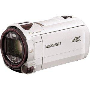 【2019年5月23日発売予定】Panasonic パナソニック HC-VX992M-W デジタル4Kビデオカメラ「HC-VX992M」(ピュアホワイト) HCVX992MW
