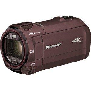 【2019年5月23日発売予定】Panasonic パナソニック HC-VX992M-T デジタル4Kビデオカメラ カカオブラウン HCVX992MT