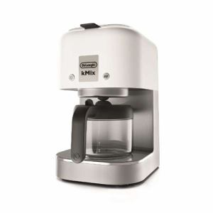 【納期約1~2週間】デロンギ COX750J-WH ケーミックスドリップコーヒーメーカー クールホワイト COX750JWH