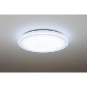 【納期約2週間】Panasonic パナソニック HH-CD0871A LEDシーリングライト 寝室向けタイプ リネン柄モデル [8畳 /リモコン付き] HHCD0871A