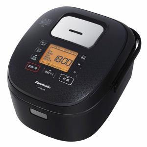 【納期約1~2週間】Panasonic パナソニック SR-HB109-K IH炊飯ジャー 5.5合炊き ブラック SRHB109K