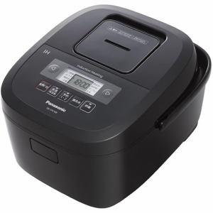 【納期約1ヶ月以上】Panasonic パナソニック SR-CFE109-K IH炊飯器 5.5合炊き ブラック SRCFE109 K