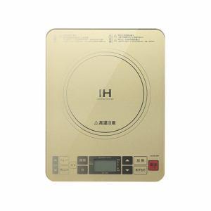 【納期約2週間】KOIZUMI コイズミ IHクッキングヒーター ゴールド KIH-1403/N KIH1403N