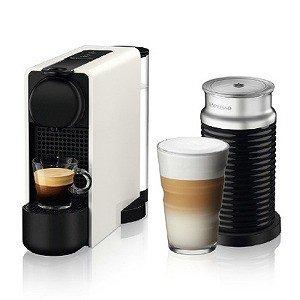 【納期約2週間】Nespresso C45WH-A3B ネスプレッソコーヒーメーカー バンドルセット オフホワイト エッセンサプラス C45WHA3B
