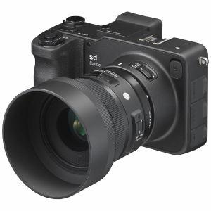 【納期約1ヶ月以上】SIGMA シグマ ミラーレス一眼カメラ 「SIGMA sd Quattro」30mm F1.4 DC HSM Art レンズキット
