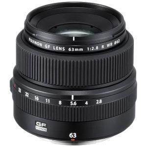 【納期約7~10日】FUJIFILM 富士フイルム GF63MMF2.8RWR 交換用レンズ フジノン GF63mm F2.8 R WR