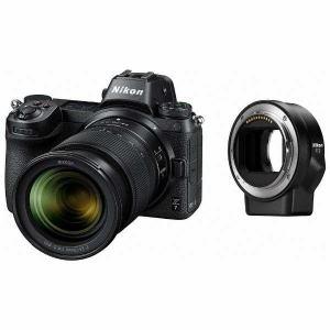 【納期約3週間】【お一人様1台限り】Nikon ニコン Z7L2470FTZKIT ミラーレス一眼カメラ Nikon Z 7 レンズ+マウントアダプターキット