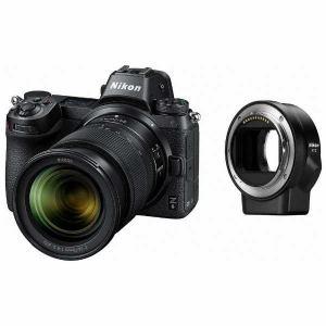 【納期約3週間】【お一人様1台限り】Nikon ニコン Z6L2470FTZKIT ミラーレス一眼カメラ Nikon Z 6 レンズ+マウントアダプターキット