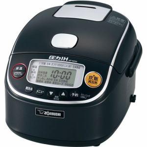 【納期約2週間】ZOJIRUSHI 象印 NP-RZ05-BA 圧力IH炊飯器 極め炊き 3合炊き ブラック NPRZ05