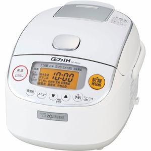 【納期約2週間】★★ZOJIRUSHI 象印 NP-RM05-WA 圧力IH炊飯器 極め炊き 3合炊き ホワイト NPRM05