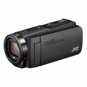 【納期約7~10日】JVC GZ-RX690-B ハイビジョンメモリービデオカメラ Everio R 64GB ブラック GZRX690B