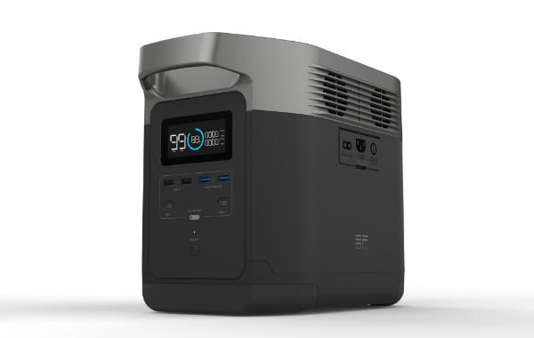 【納期約4週間】【代引き不可】エコフロー ポータブル電源 EFDELTA1300-JP