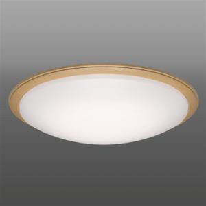 【納期約2週間】タキズミ GX12087 LEDシーリングライト 調光 調色 木枠付き 8畳用 リモコン付き(昼光色~電球色) GX12087