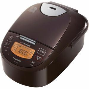 【納期約2週間】Panasonic パナソニック SR-FD100-T IH炊飯器 ダイヤモンド銅釜 5.5合炊き ブラウン SRFD100