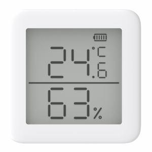 納期約7~10日 SwitchBot 全国一律送料無料 SWITCHBOTMETER-GH Switchbot 温湿度計 ホワイト 卓出 SWITCHBOTMETERGH