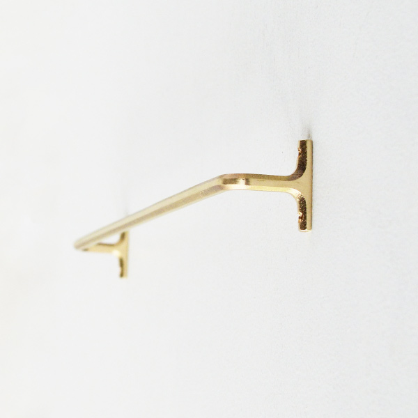 真鍮 二上 FUTAGAMI 日本正規代理店品 タオルハンガー 結婚祝い お気に入 タオルハンガー大 新築祝い ギフト