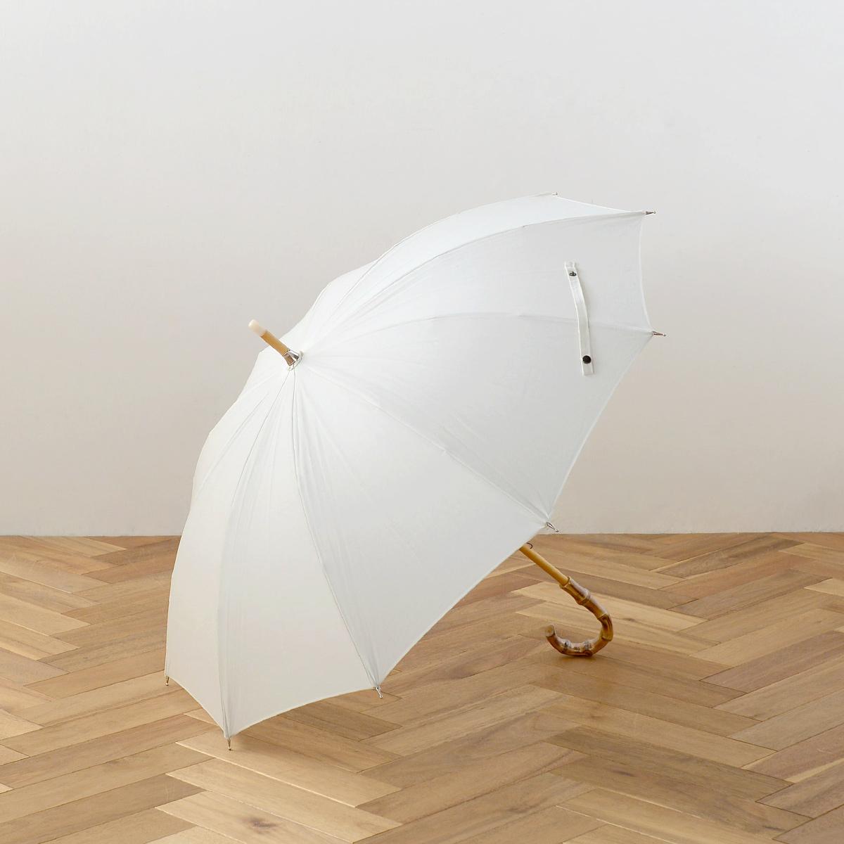 CINQ/サンク 晴雨兼用傘 アイボリー
