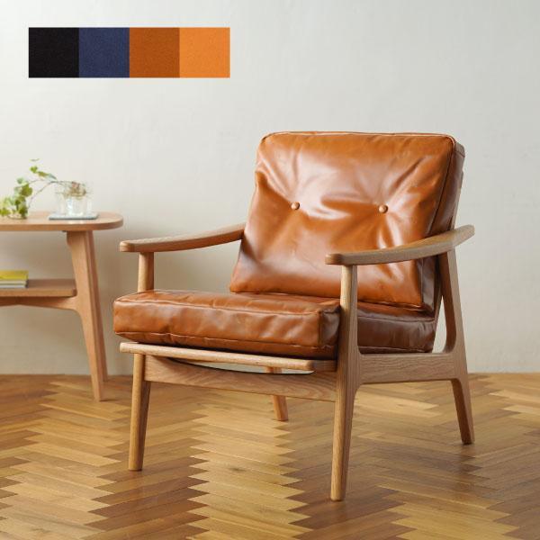 今だけ限定15%OFFクーポン発行中 マルニ60 正規取扱店 内祝い 木製 ソファ 椅子 オーク 本革 全4色 たつのレザー 1人掛け オークフレームチェア オイルレザー