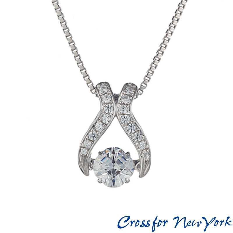 クロスフォー正規品 ネックレス Crossfor New York Venus