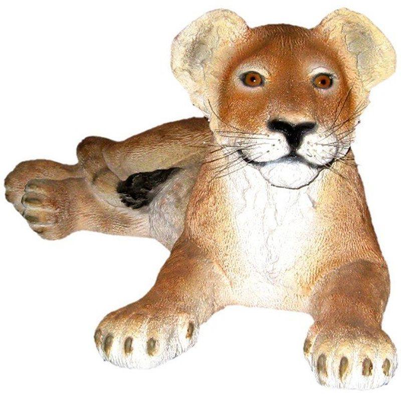実物大 動物 オブジェ 親真似子ライオン インテリア イベント ディスプレイ