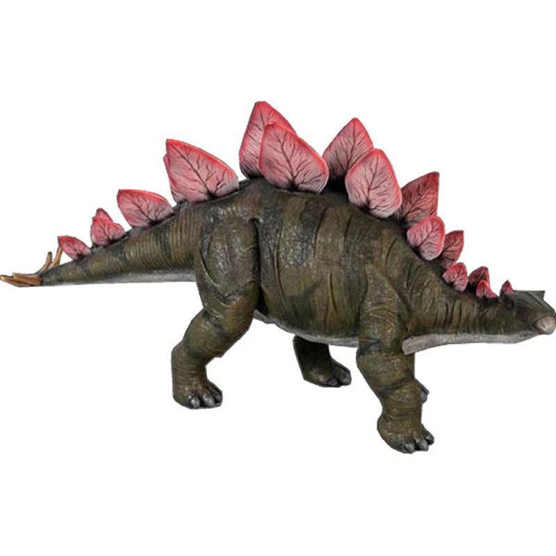 恐竜 オブジェ ステゴサウルス・小型 インテリア イベント ディスプレイ