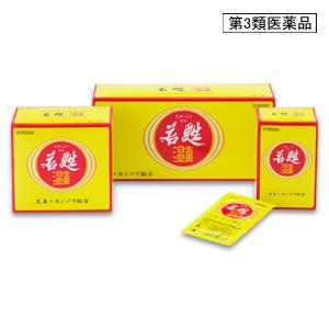 【日邦薬品業】【第3類医薬品】若甦温生姜 5g×56包
