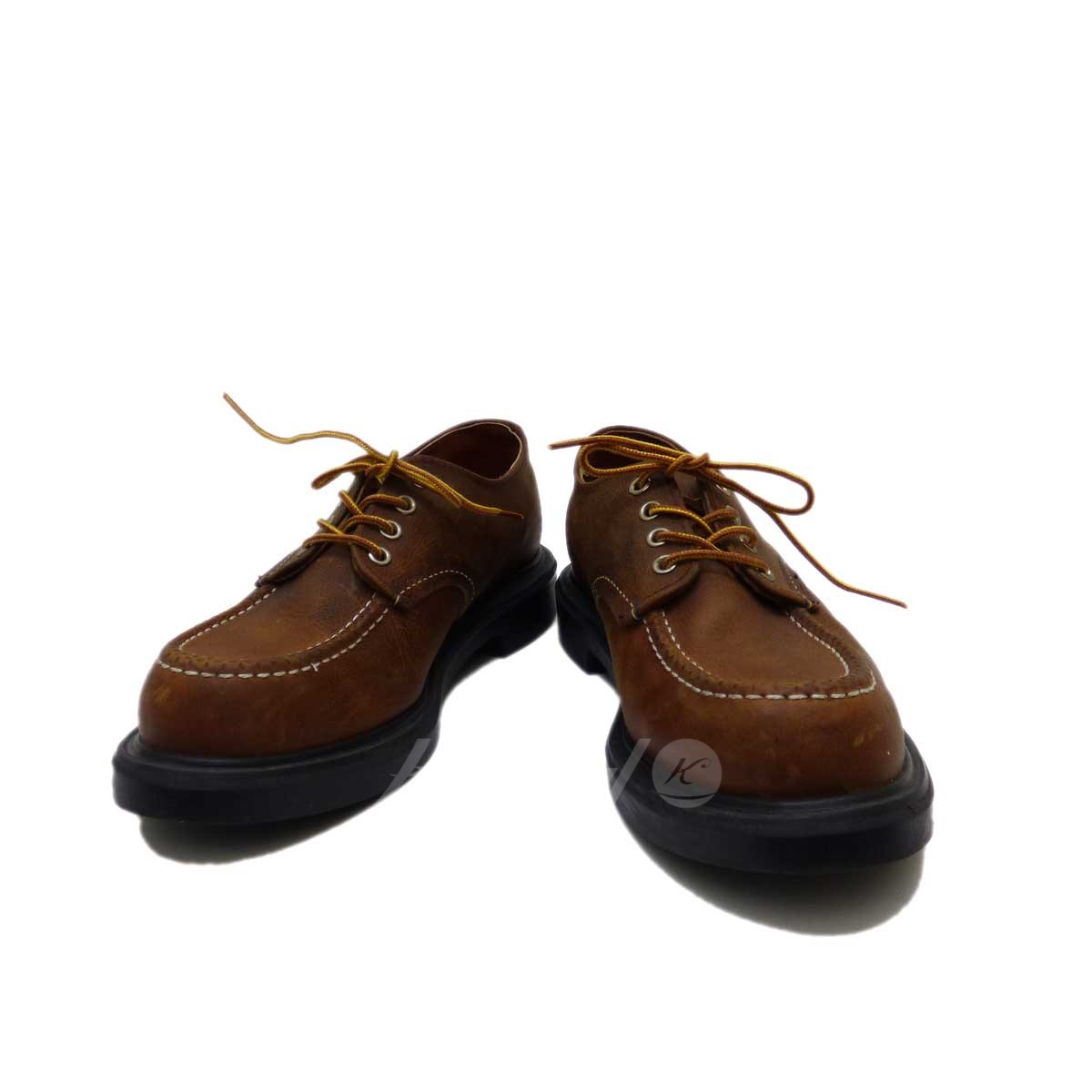 【中古】RED WING SUPERSOLE OXFORD 8021 【送料無料】 【014313】 【KIND1327】