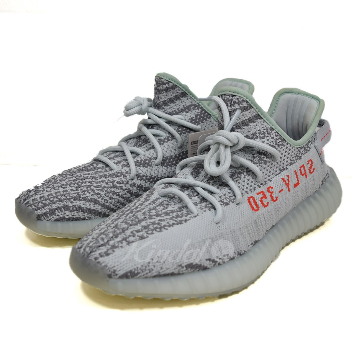 【中古】adidas Originals by Kanye West YEEZY BOOST 350 V2 BLUE TINT B37571 【送料無料】 【000274】 【銅】