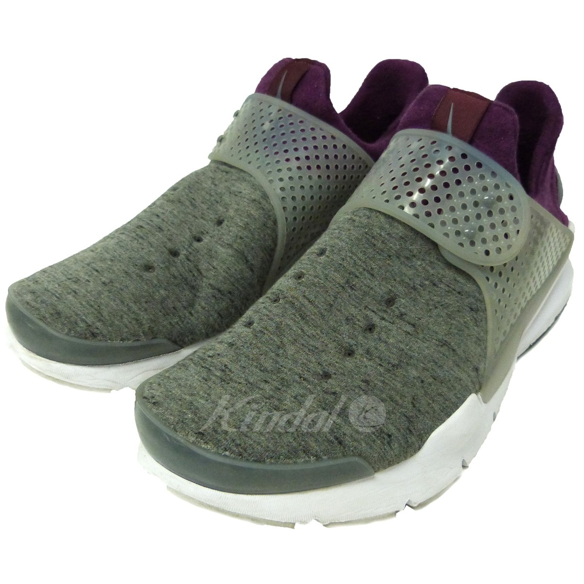 【中古】NIKE 834669-006「SOCK DART TECH FLEECE」スニーカー 【送料無料】 【049221】 【KIND1641】