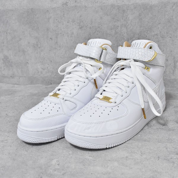 【中古】NIKE スニーカー AIR FORCE 1 HI JUST DON AO1074-100 【送料無料】 【028168】 【KIND1327】
