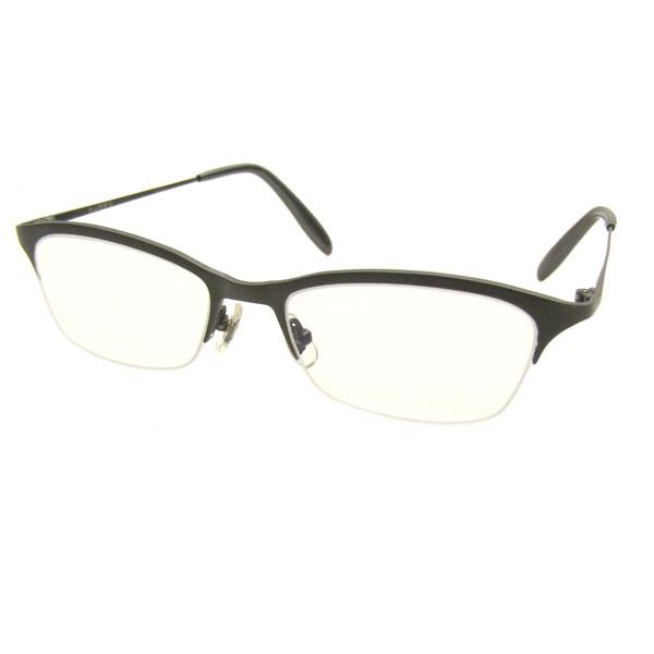 【中古】白山眼鏡店 チタニウム 眼鏡フレーム 【送料無料】 【002570】 【KIND1489】