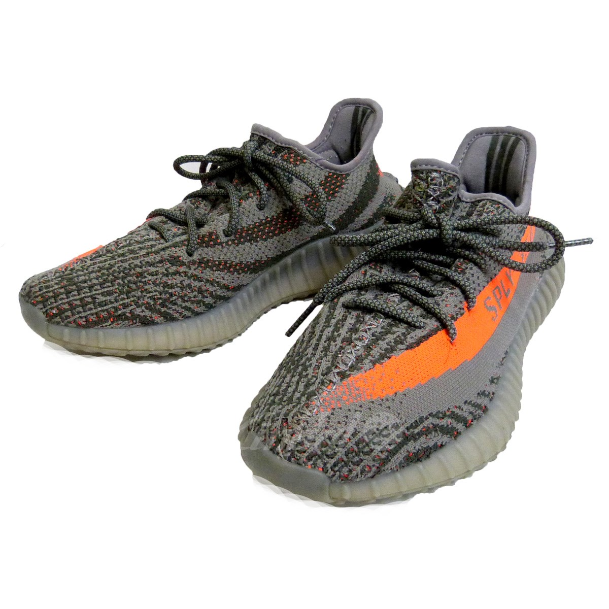 【中古】adidas Originals by KANYE WEST 「YEEZY BOOST 350 V2 BELUGA」ローカットスニーカー BB1826 【送料無料】 【009456】 【KIND1327】