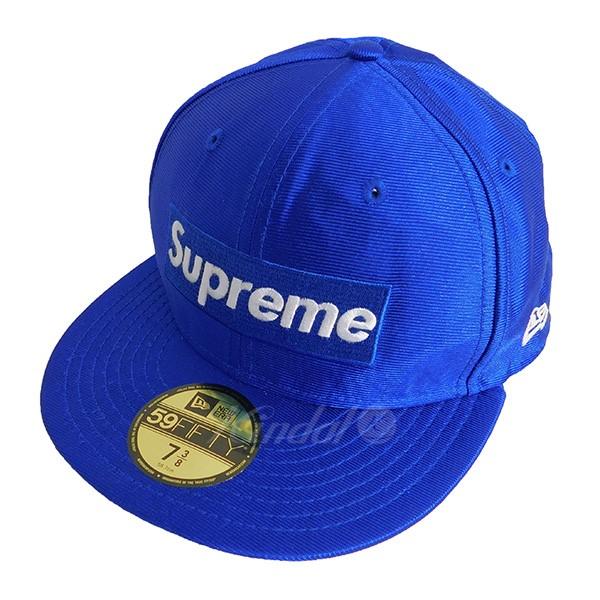 【中古】SUPREME 2016SS Dazzle Box Logo New Era Cap BOXロゴベースボールキャップ 【送料無料】 【000158】 【KIND1327】