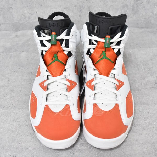 cd7c6f46b13 NIKE AIR JORDAN 6 RETRO GATORADE 384