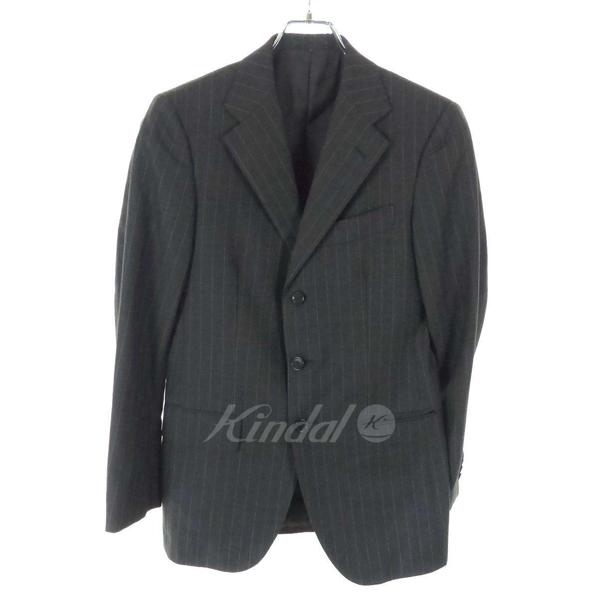 【中古】UNITED ARROWS セットアップスーツ ダークグレー サイズ:42 【150218】(ユナイテッドアローズ)