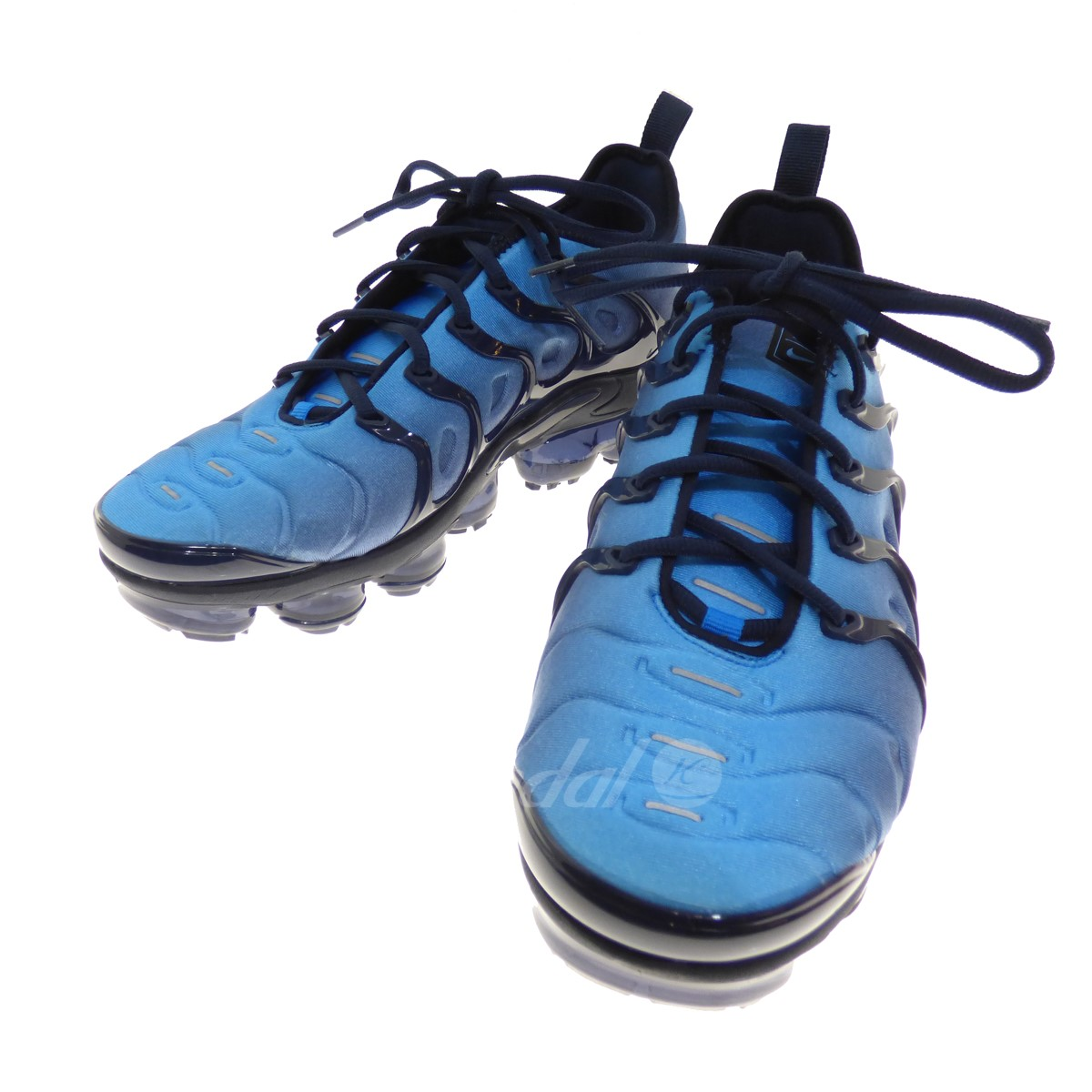 a1a0e49426b62 ... official nike air vapormax plus 924453 401 sneakers blue size 26. 5cm  nike 43134 17b8b