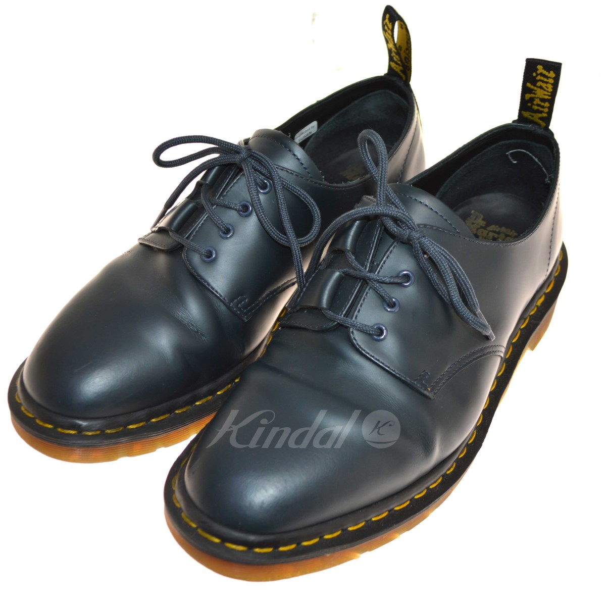 【中古】Engineered Garments 2017SS x Dr.Martens ギリーシューズ 【送料無料】 【014496】 【KIND1327】