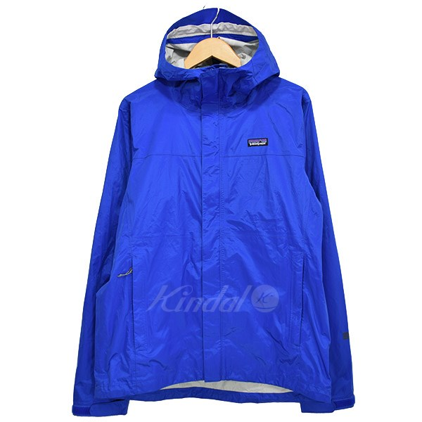 【中古】patagonia Torrentshell Jacket トレントシェルジャケット 2011SS 83800 ブルー サイズ:M 【送料無料】 【080318】(パタゴニア)