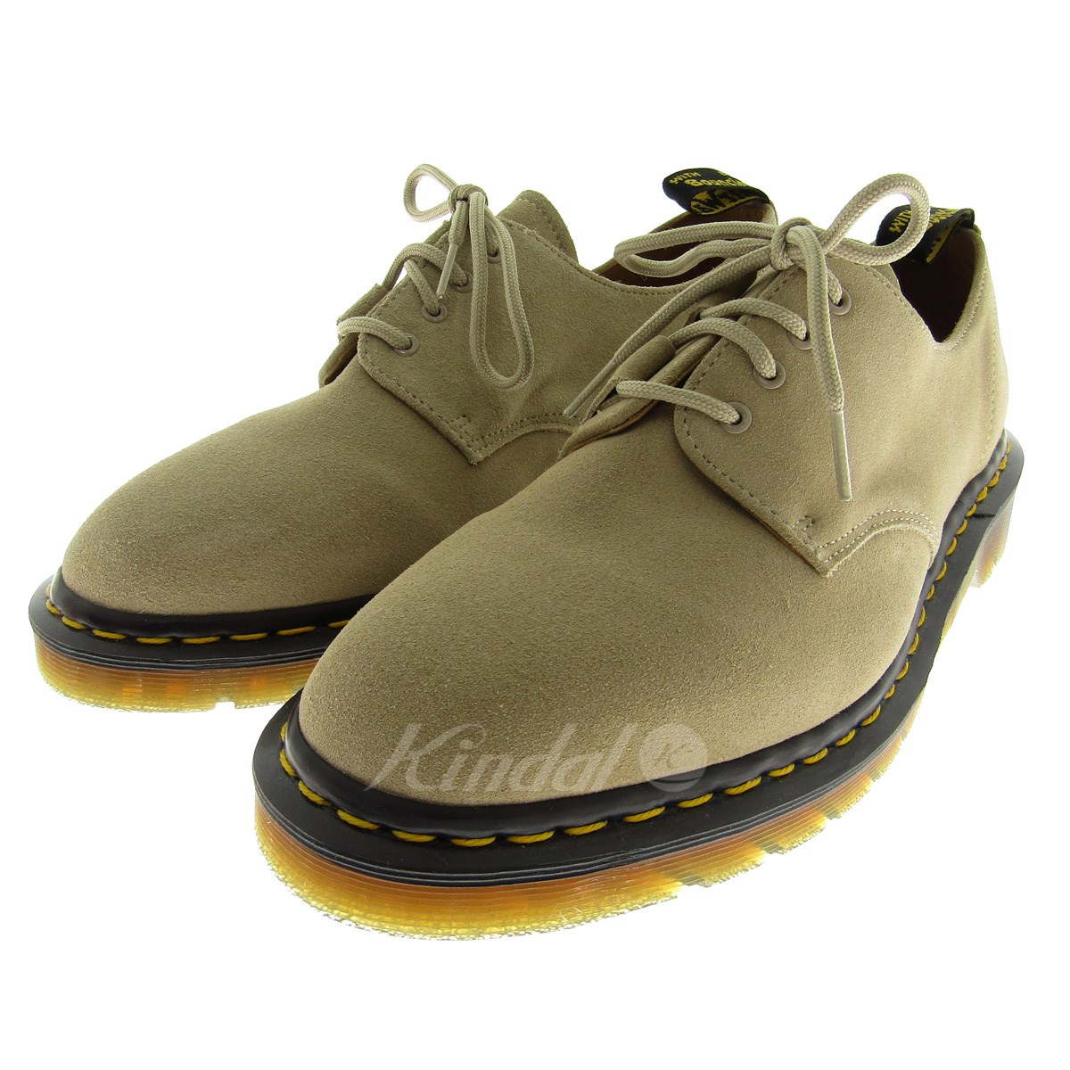 【中古】Dr.Martens for Engineered Garments ARCHIVE EG ギリーシューズ 【送料無料】 【005564】 【KIND1550】