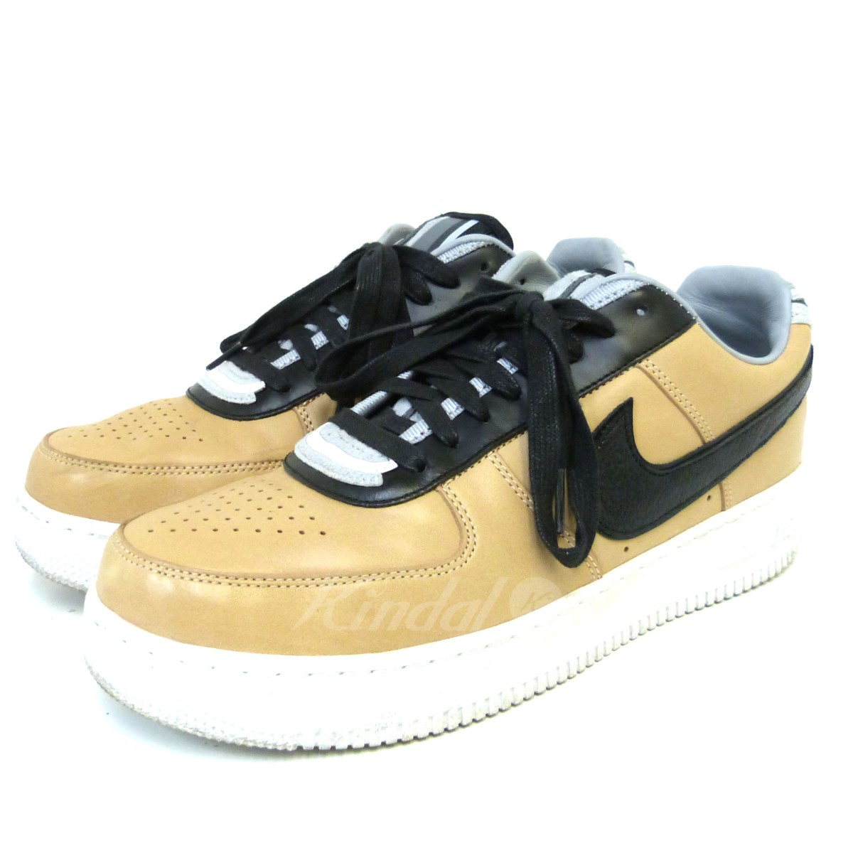 【中古】NIKE×Riccardo Tisci 「AIR FORCE1 SP/TISCI」 レザースニーカー 【送料無料】 【045189】 【KIND1327】