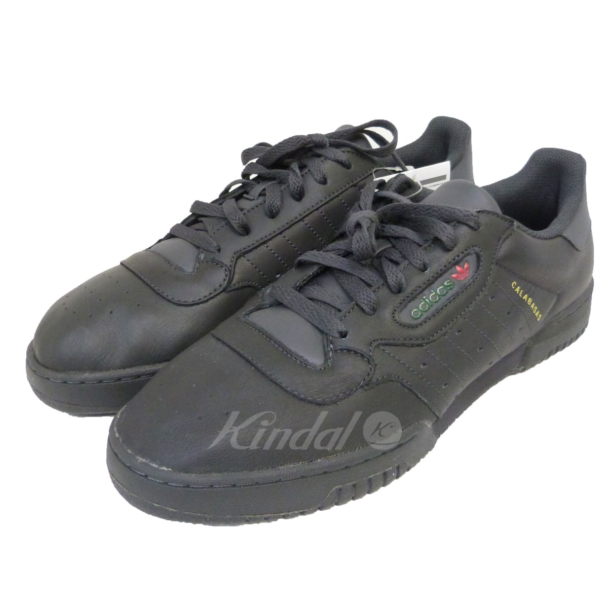 【中古】adidas originals by Kanye West 「YEEZY POWERPHASE」 CG6420 ローカットスニーカー 【送料無料】 【047541】 【KIND1641】