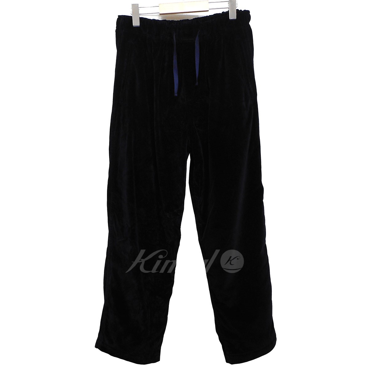 日本限定 【中古】Needles 17AW String Work Pants C/R Velvet 【送料無料】 【000695】 【IK1369】, シモムラ 0095b2f7