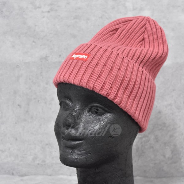 dfd92e28d8419 ... hot supreme 18ss overdyed ribbed beanie rib knit beanie pink 87e98 7d152