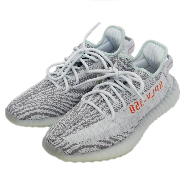 【中古】adidas originals by Kanye West 「YEEZY BOOST 350 V2 BLUE TINT」 【送料無料】 【012269】 【銅】