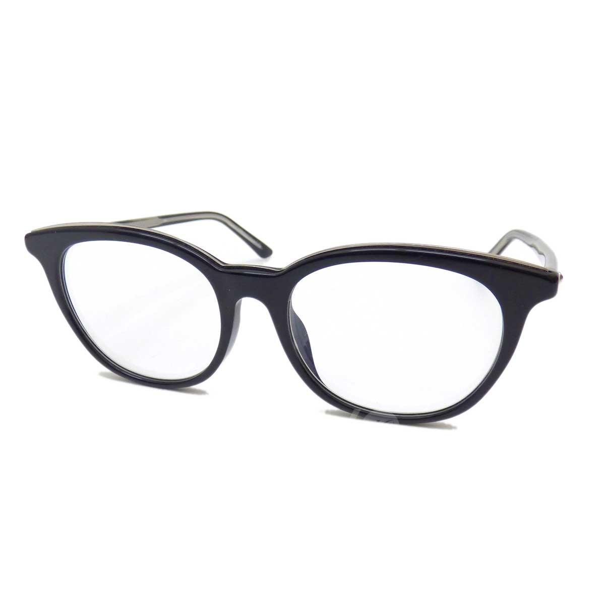 【中古】Christian Dior No41F montaigne 眼鏡 ブラック サイズ:- 【020418】(クリスチャンディオール)